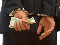 Man arrested for embezzlement