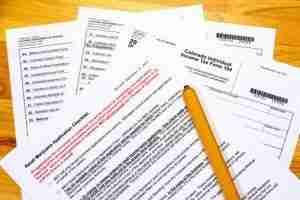 Marijuana Tax Form Application