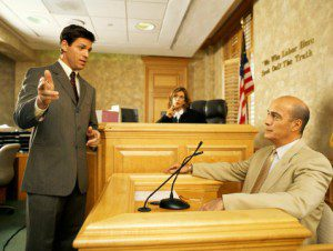 Informant testifying in Court