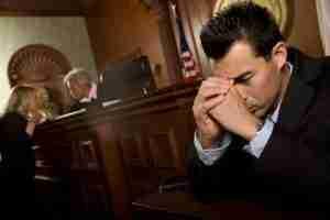Man in court