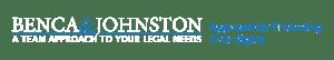 Benca & Johnston Web Banner